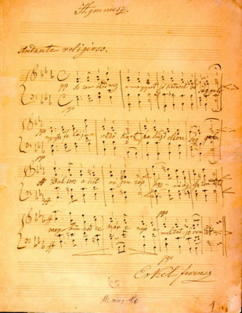 A Magyar Kultúra Napja - A Himnusz születésnapja január 22.